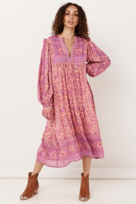 SPELL & THE GYPSY COLLECTIVE Folk Song Boho Dress - Blossom