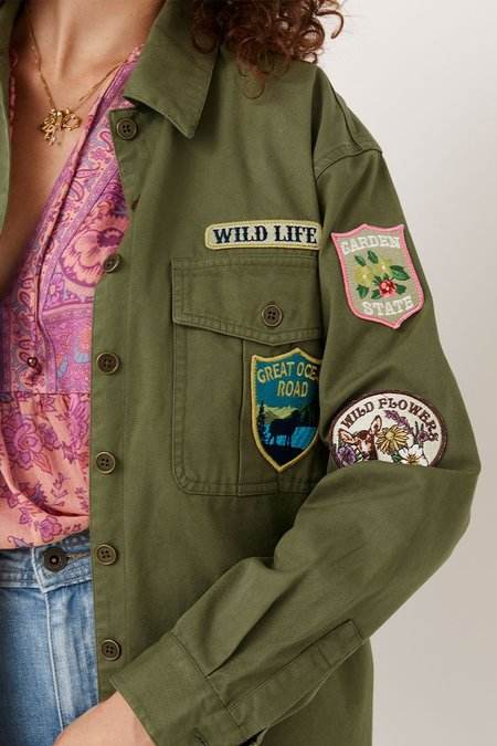 SPELL & THE GYPSY COLLECTIVE Great Ocean Road Overshirt