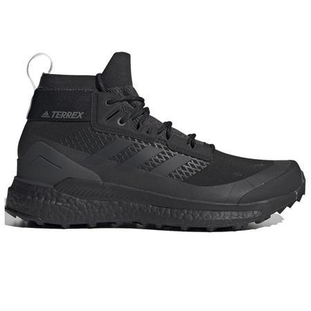 Adidas Terrex Free Hiker Gore-Tex Hiking Boot - CORE BLACK / CARBON / CLOUD WHITE