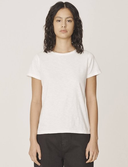 YMC Day T-Shirt - Ecru