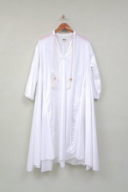 UQNATU Dervish Dress - White