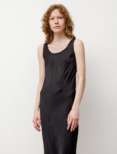 Organic by John Patrick Anji Wide Strap Slip Dress - Black