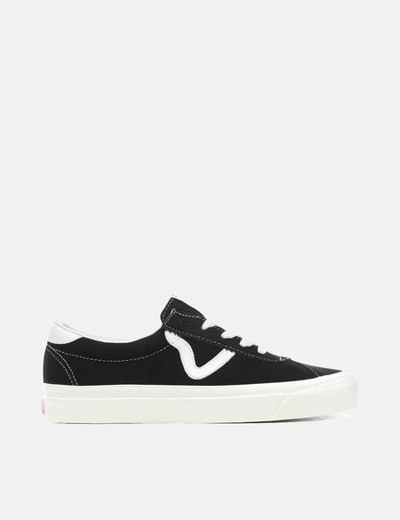 Vans Anaheim Factory Style 73 DX Suede sneakers - Black