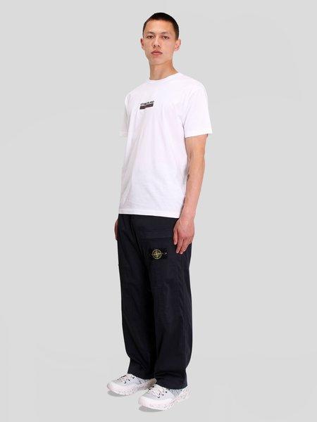 Stone Island Cargo Pants - Navy Blue
