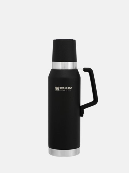 Stanley The Unbreakable Thermal Bottle - Foundry Black