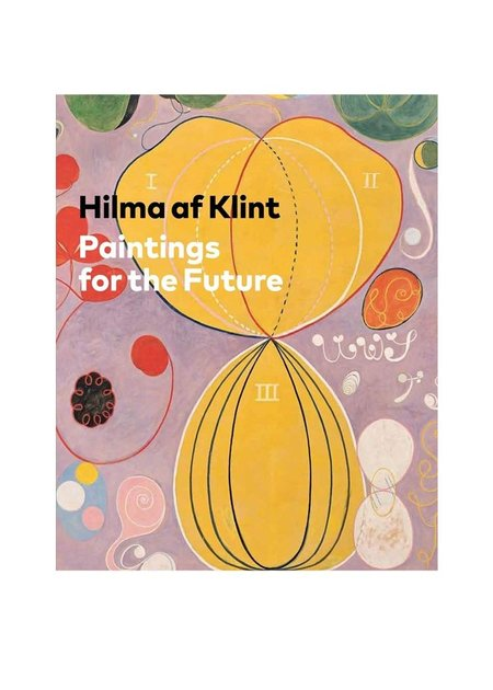 """D.A.P """"Hilma af Klint: Paintings for the Future"""" Book"""