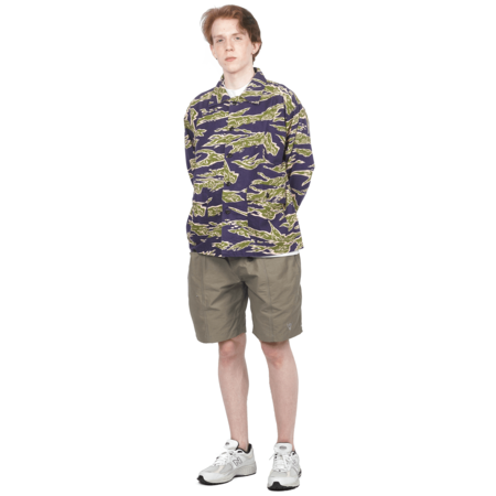 South2 West8 HUNTING SHIRT - TIGER CAMO