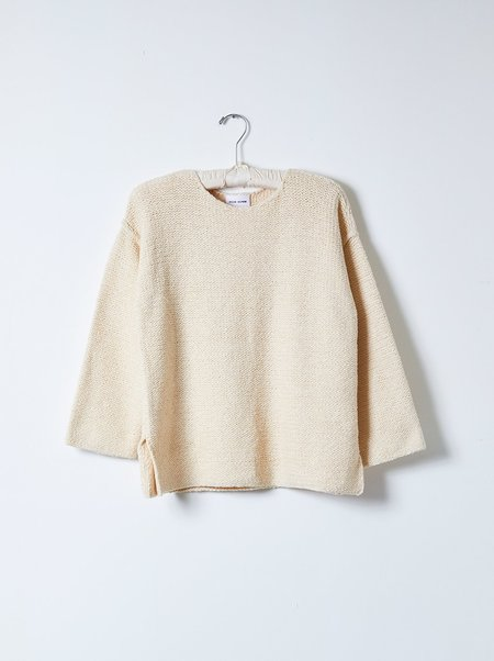 Atelier Delphine Long Sleeve Playa Top - Cream