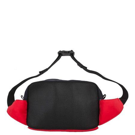 CARHARTT WIP Terrace Hip Bag - Cardinal/Dark Navy/White