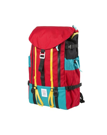TOPO DESIGNS Mountain Pack Backpack - Red