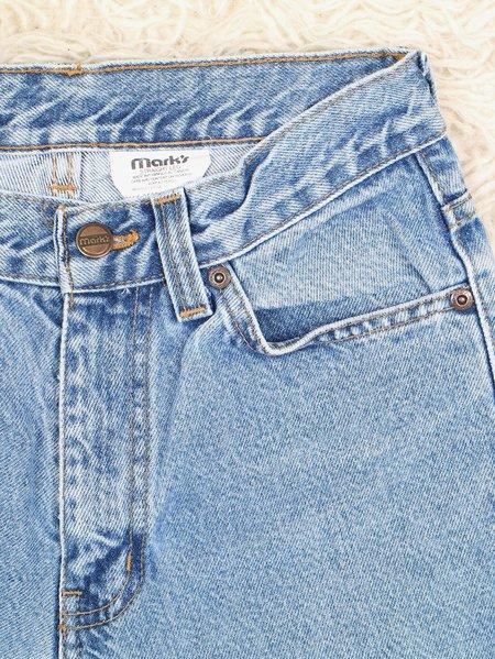 Vintage marks jeans - mid-wash