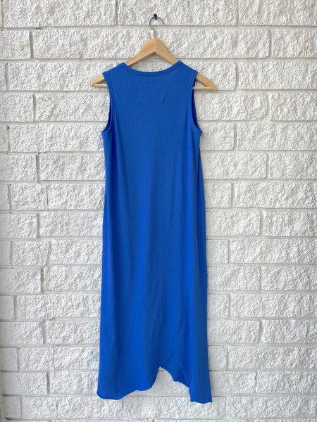 Frank & Eileen Easy Side Slit Tank Dress - Summer Blue