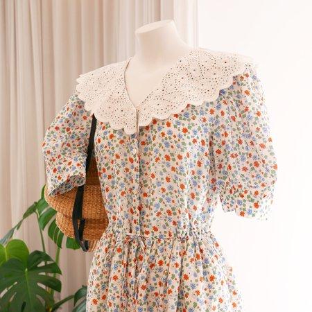 Sea NY Bubbie Dress - Floral Print