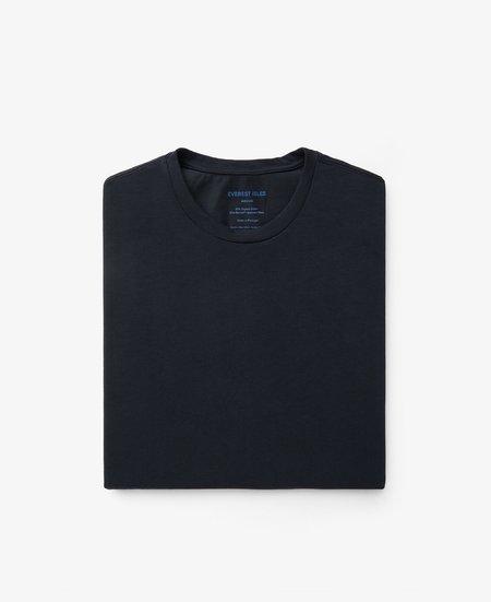 Everest Isles Seaweed Short Sleeve Tee - Black