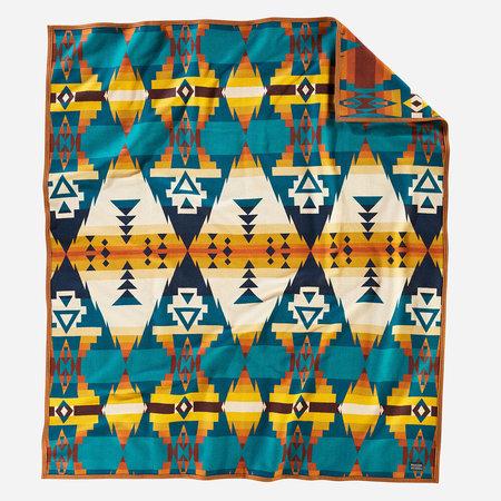 Pendleton Siskiyou Wool Blanket - Multi