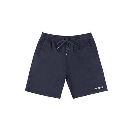 Parlez Vandra Cotton Shorts - Navy