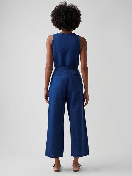 Great Plains Milos Trouser - True Blue
