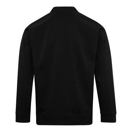 APC Armand Compact Fleece Zip Bomber - Black