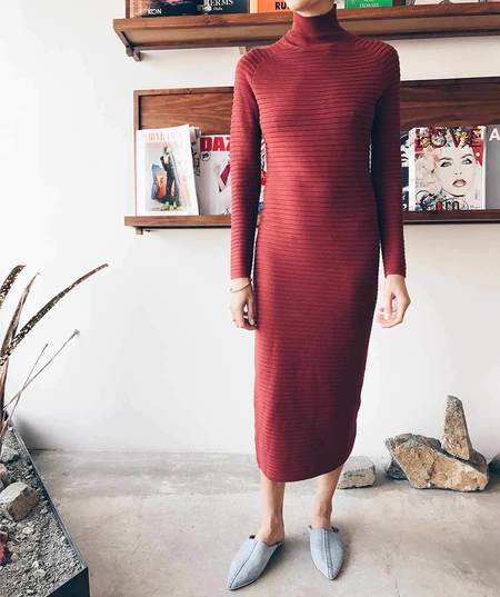 Won Hundred Bluma Ribbed Dress