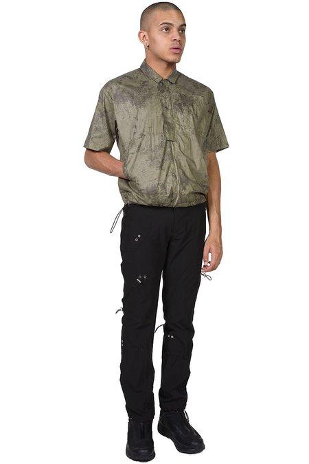 Heliot Emil Short Sleeve Technical Shirt - green