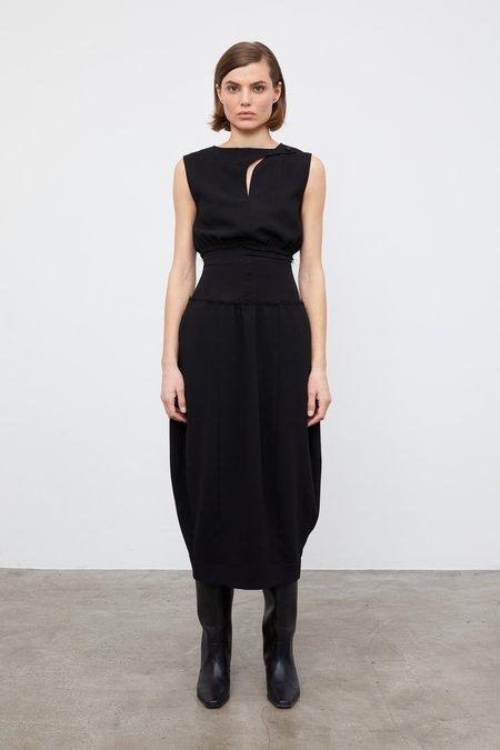 Chakshyn Art Director Dress - Black