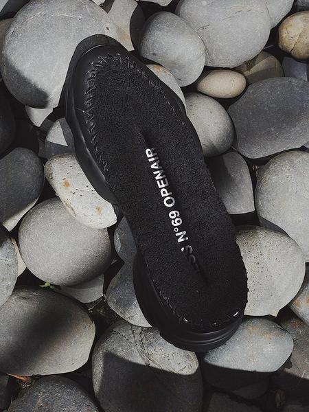 Bless Openairshoe sneakers - Black