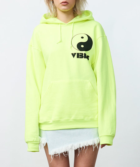 Unisex Assembly New York Vibes Sweatshirt - Neon