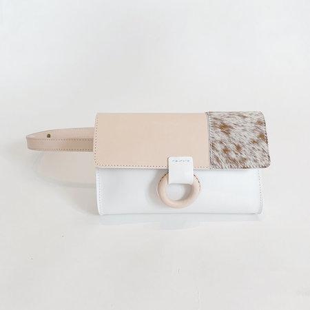 Crescioni rio belt bag -  patchwork