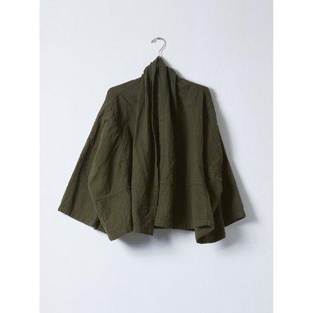Atelier Delphine Kimono Jacket - Hunter Green