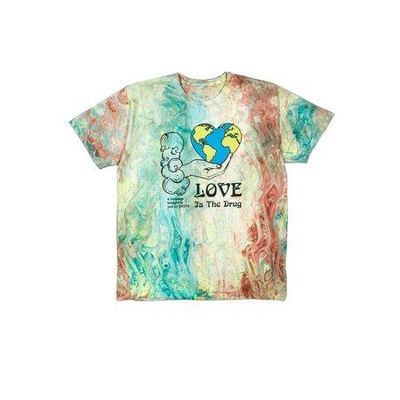 CRTFD High on Love tee - Multi