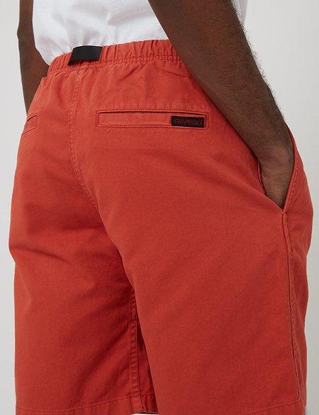 Gramicci Twill G-Shorts - Terracotta