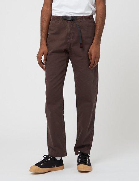 Gramicci Relaxed Fit Original Fit G Pant - Dark Brown