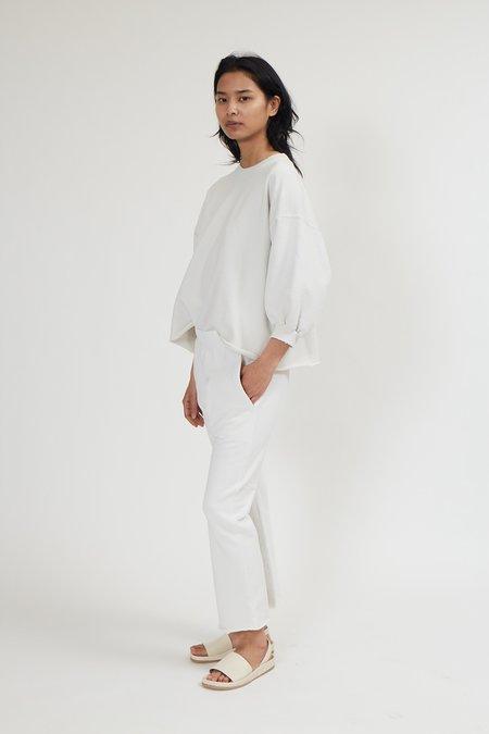 Nili Lotan SF Sweatpant - Vintage White