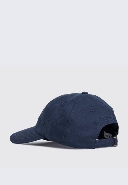 Norse Projects Twill Sports Cap - deep teal