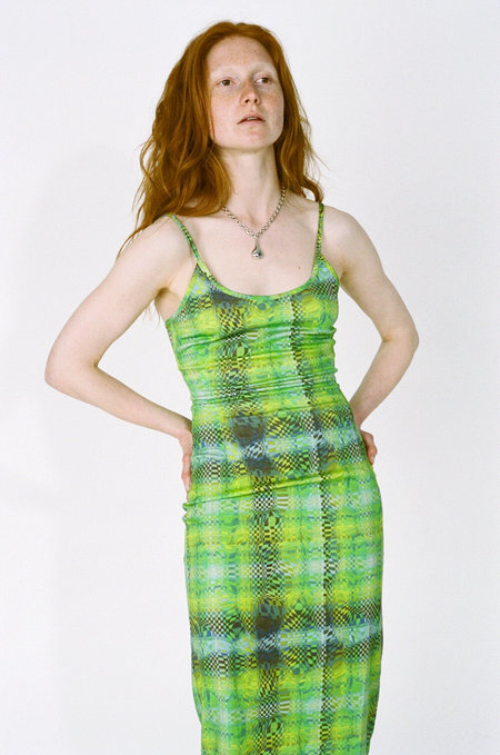 PALOMA WOOL Pantano dress - Green