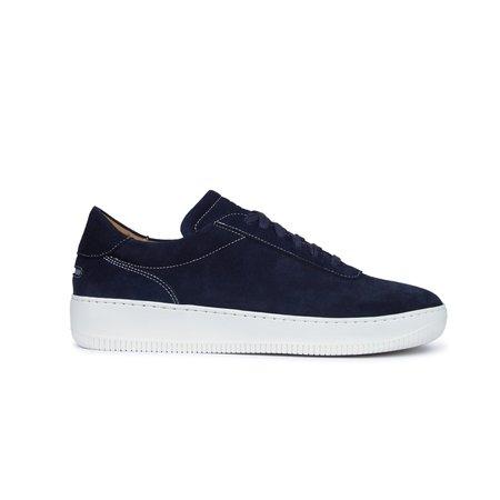 Unseen Footwear Clement Suede sneakers - Contrast Navy