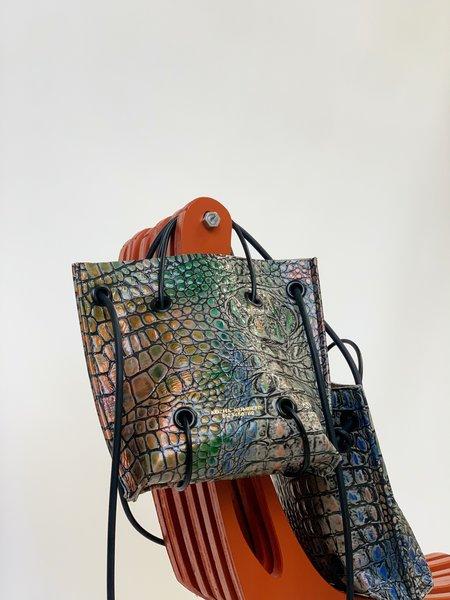 Kozha Numbers UTILITY bag - MEDUSA