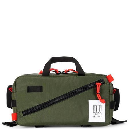 Unisex Topo Designs Quick Pack - Olive