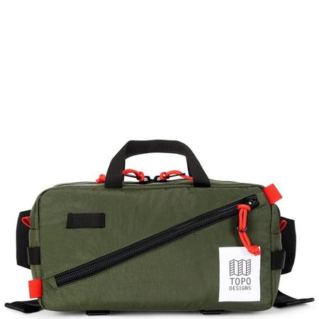 Topo Designs Quick Pack - Olive/Olive