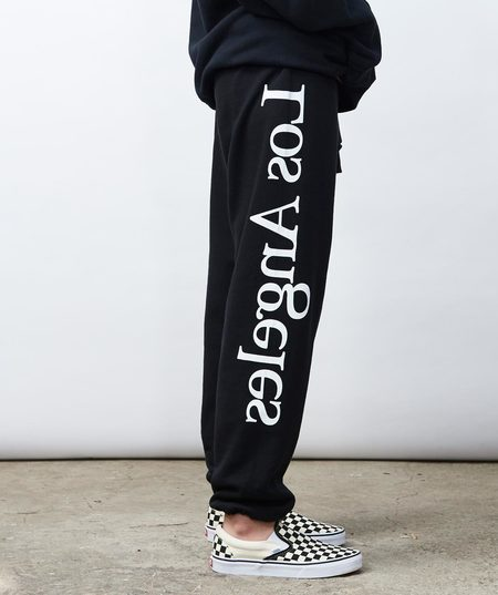 Unisex Assembly New York Los Angeles Logo Sweatpants