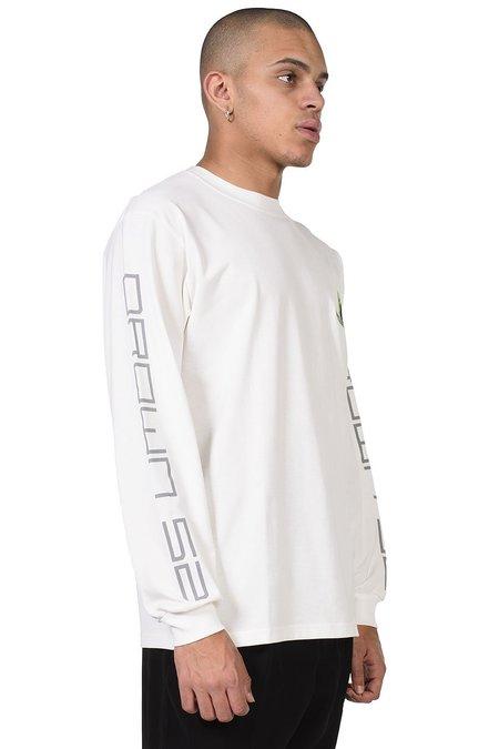 Sankuanz Reflective Long Sleeve T-Shirt - White
