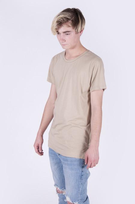 John Elliott Mercer T-Shirt Dune