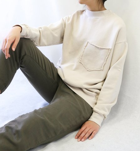 It Is Well L.A. Mockneck Sweatshirt With Pocket
