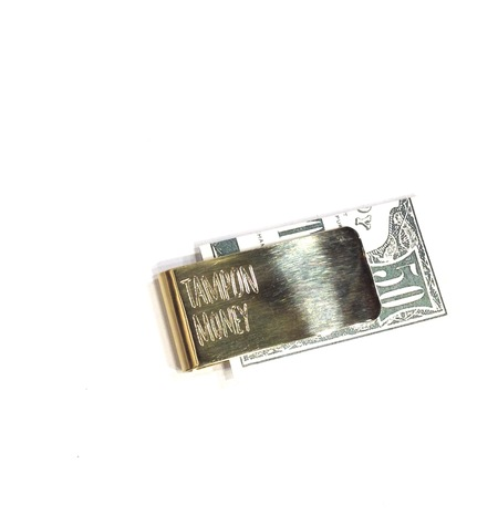 Smitten Kitten Money Clip