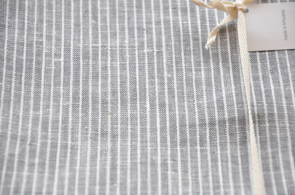 Fog Linen Large Tablecloth