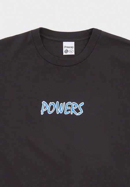 Powers Tribes Increase T-Shirt - black