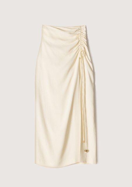 Nanushka Malorie Skirt - Creme