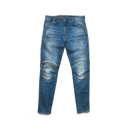 G-star Raw 5620 3d Zip Knee Skinny Jean