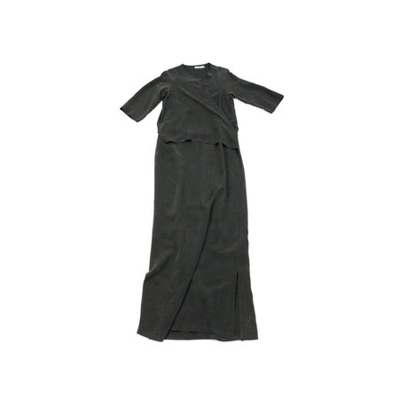 Humanoid Bar Long Dress