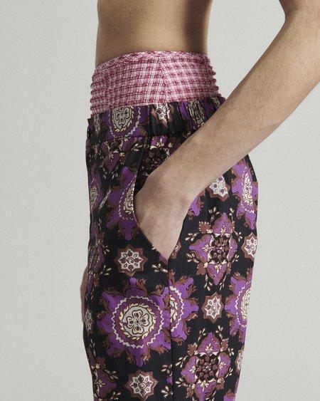 Rachel Comey Council Pant - Black Multi